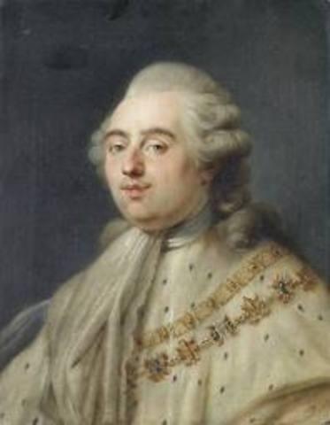 Birth of King Louis XVI