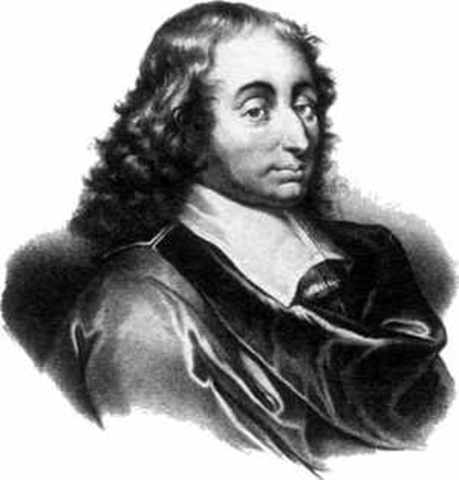 Narodziny Blais`a Pascala`a