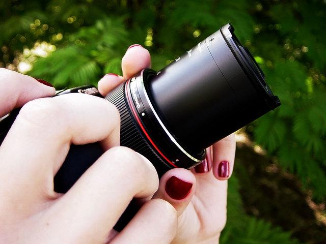 La photographie devient «vrai»