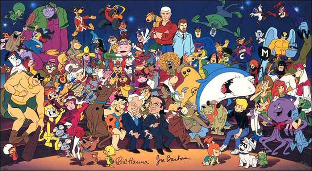 Hanna-Barbera was Formed