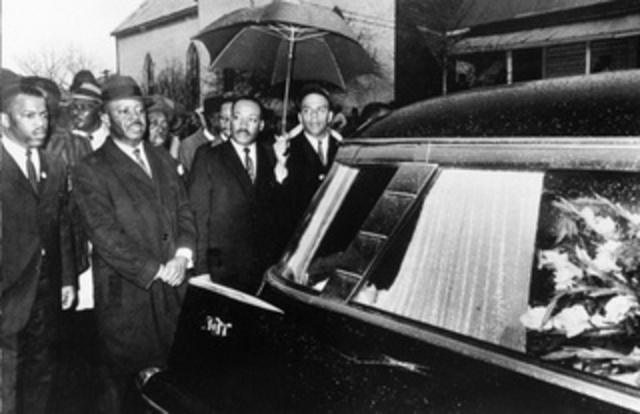 Jimmie L. Jackson Civil Rights Killed