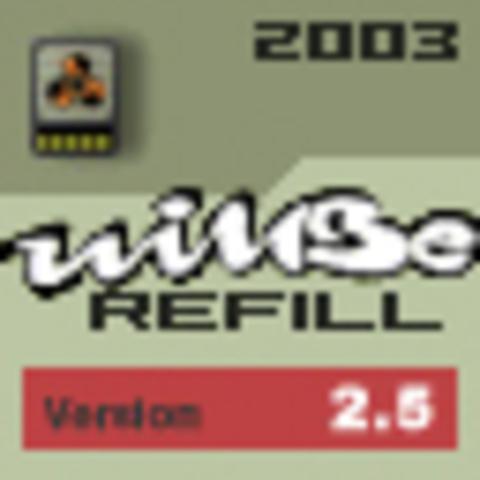 Willbe Refill 2003 release