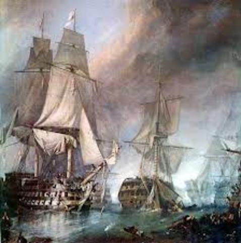 Battle of Trafalgar; Battle of Austerlitz