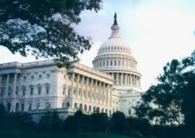 Jackson Enters the Senate