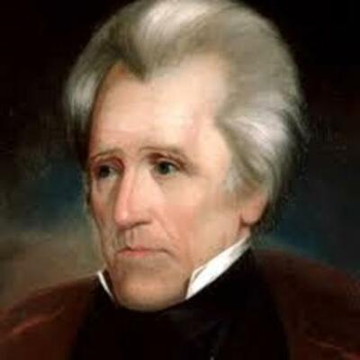Andrew Jackson Start to Finish timeline