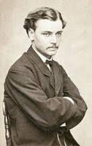 First child, Robert Todd Lincoln is born