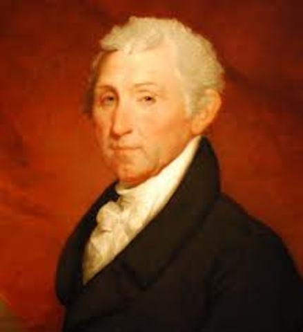 Jackson in the First Seminole War.
