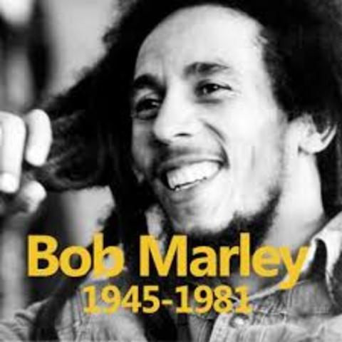 Discos de Bob Marley