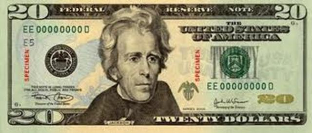 Jackson Eliminates the National Debt
