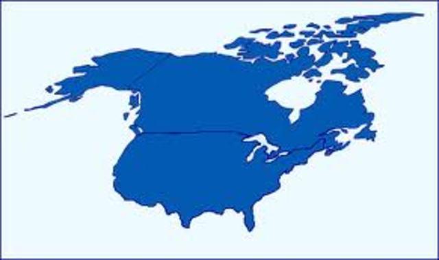 Expansion a Norteamerica
