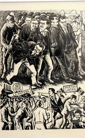 La Revolucion Mexicana.