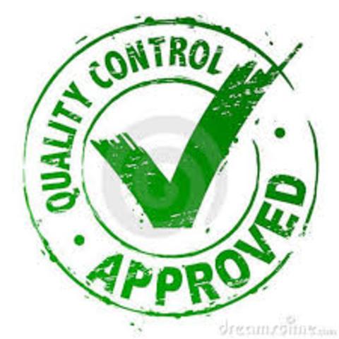 Asesoría de Métodos Etadísticos y Control de Calidad para Suministros
