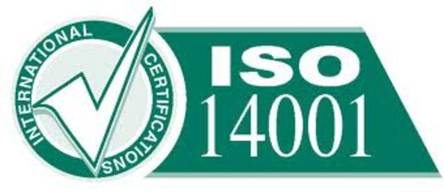 Publicacion de las Normas ISO 14001