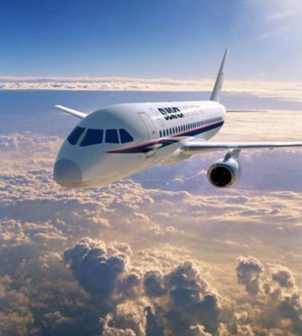 Mi 1ero viaje en Avion