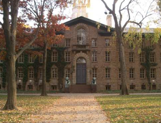 J'irai å Princeton pour Child Continoum of Care.