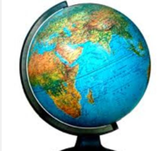 Je voyagerai a travers le monde avec mon marie