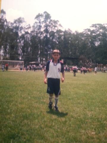 Primer equipo de futbol