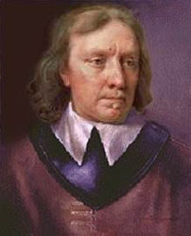 Oliver Cromwell is Elected into Parliament