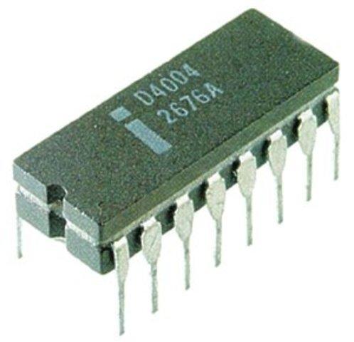 Primer microprocesador - Intel 4004