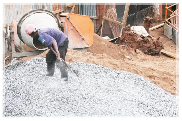 Latest Construction Pics