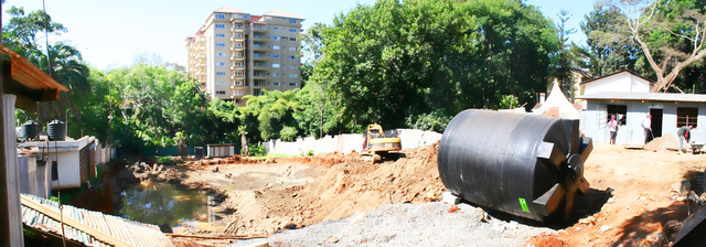Photo Update - Excavation