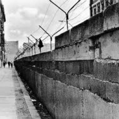 Berlin Wall in the Cold War timeline