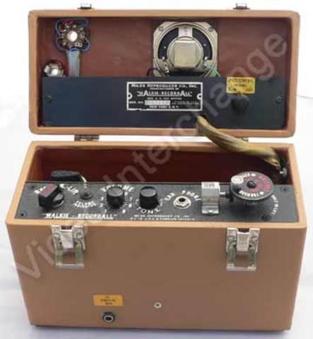 walkie recorder