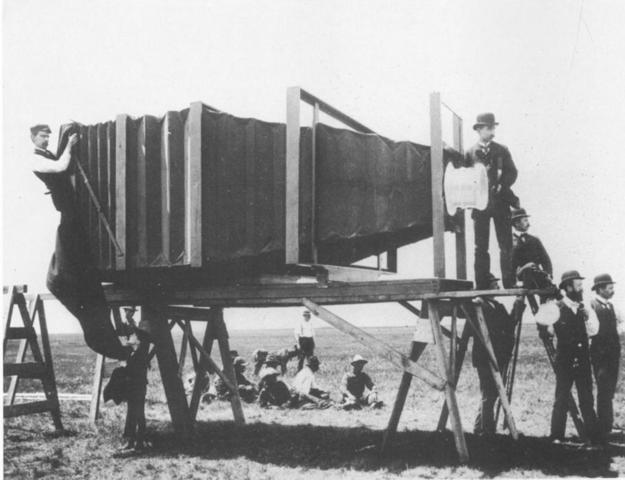 L'invention de l'obturateur à rideau
