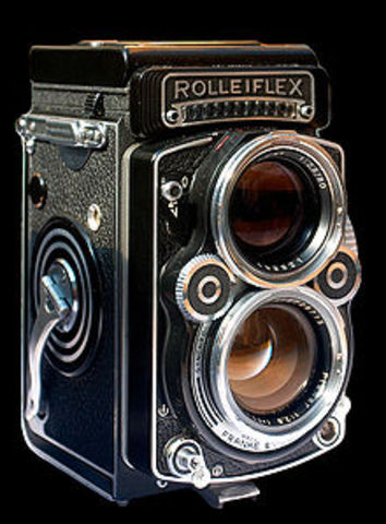 Le Rolleiflex