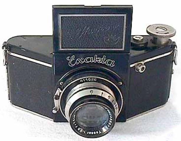 La première caméra reflex