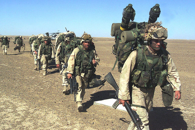 Iraqi Freedom Withdrawing from Iraq