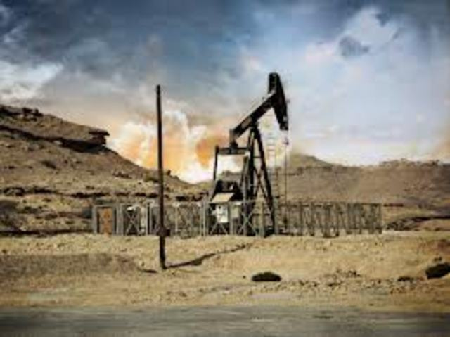 Us relies heavily on Middle Eastern oil