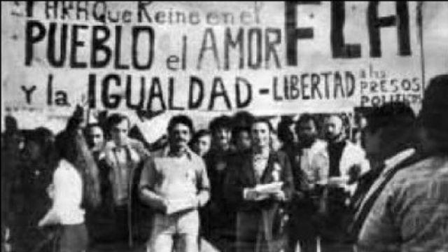 El Frente de Liberación Homosexual presente en la Masacre de Ezeiza