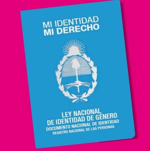 """Se sanciona la """"Ley de Identidad de Genero"""""""