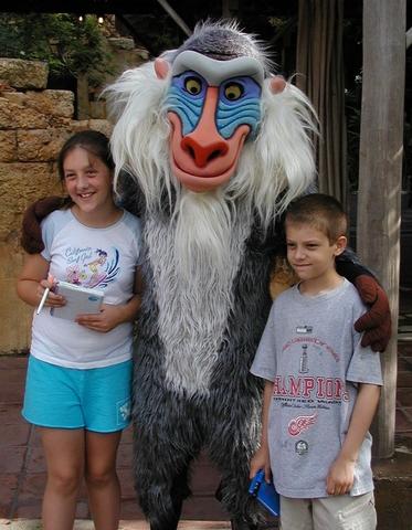 Psychosocial Development- Trip to Disney