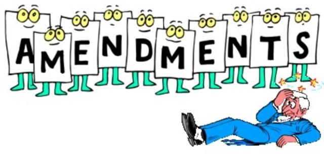 Amendments during the Progressive Era