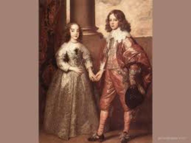 Mary Stuart marries William of Orange