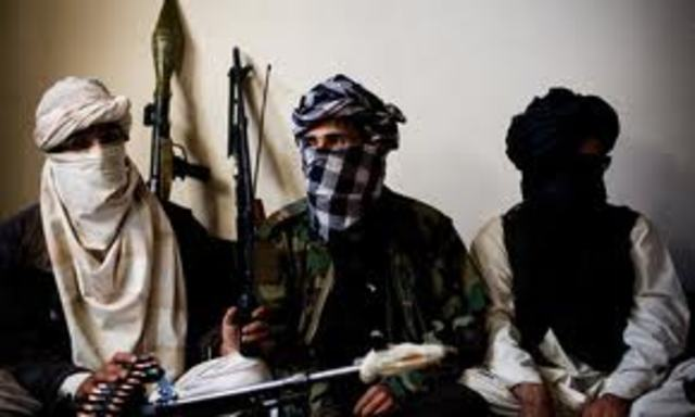 Taliban comes to power
