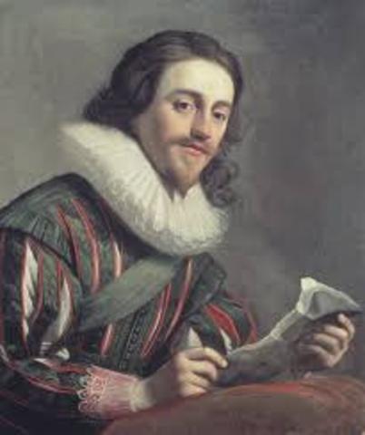 Charles I Becomes Ruler