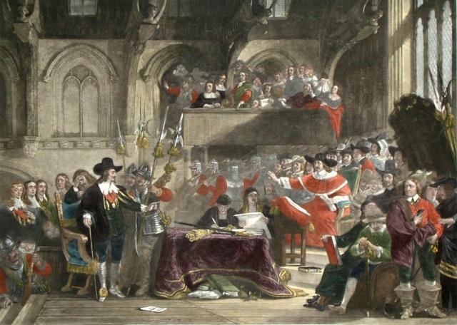 Charles I Trial