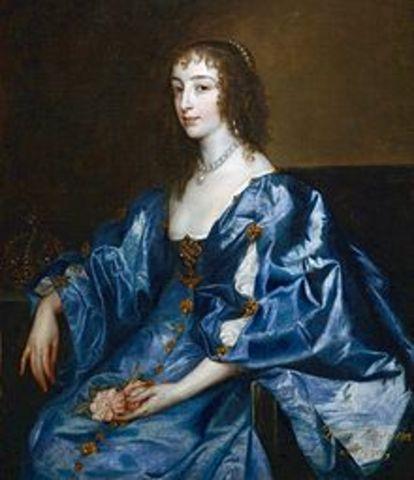 King Charles I Marries