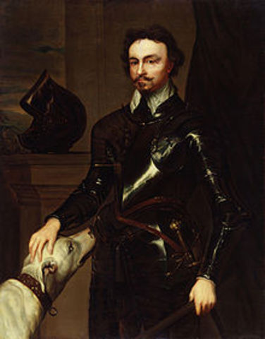 Earl of Strafford Executed