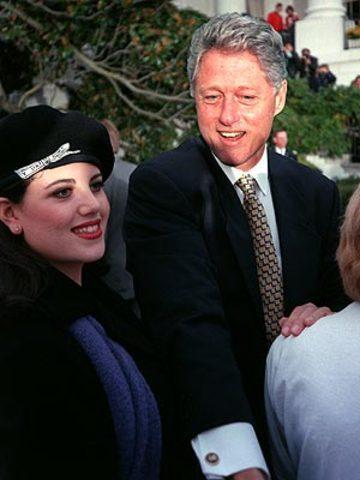 Scandale de Bill Clinton