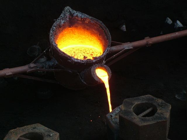 Cast Iron Process