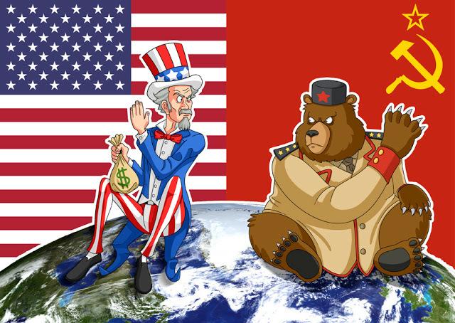 La Guerre Froide Termine