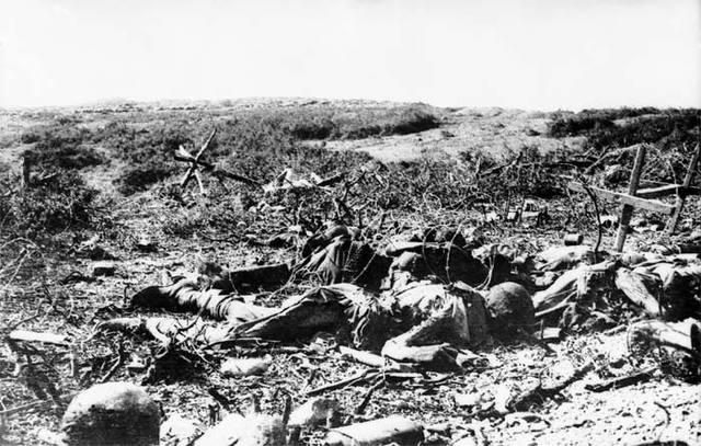 Battle of Lone Pine starts
