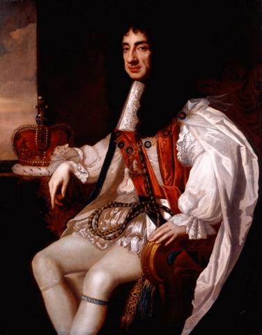 Scotland crown King Charles II