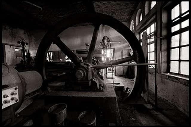 Steam Powered Mills