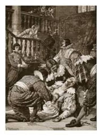 Buckingham Assassinated