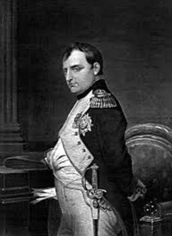 Napoleon becomes the emporor